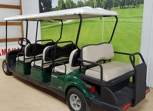2016 8-Passenger Golf Car