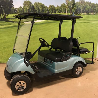 2013 Teal Golf Car