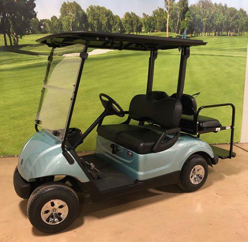 2013 Teal Golf Car