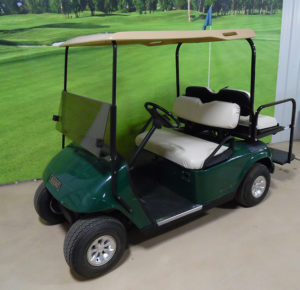 E-Z-Go 4 Passenger Golf Car