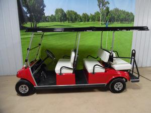 2000 Club Car 6-Passenger Golf Car