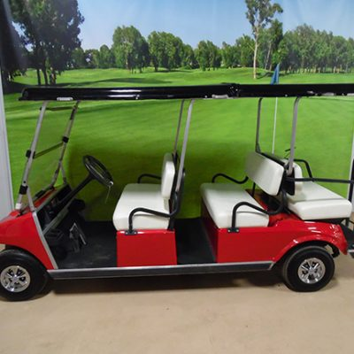 2000 Club Car 6-Passenger Golf Car