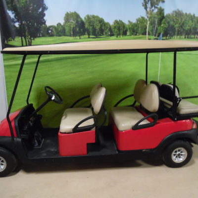 2007 Club Car 6-Passenger