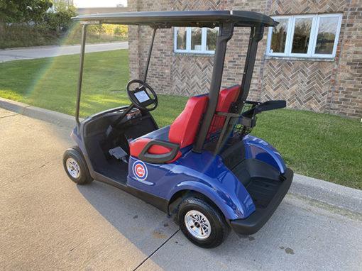 2009 Cubs Golf Car
