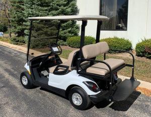 2011 Glacier Gas Golf Car