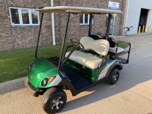 2016 Custom Green Golf Car