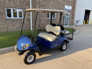2016 Tanzanite Golf Car