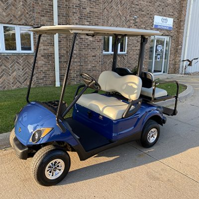 2016 Tanzanite Golf Car