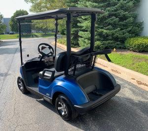 2020 Arctic Drift Golf Car