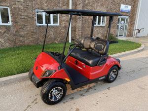 2021 Arsenal Red Golf Car