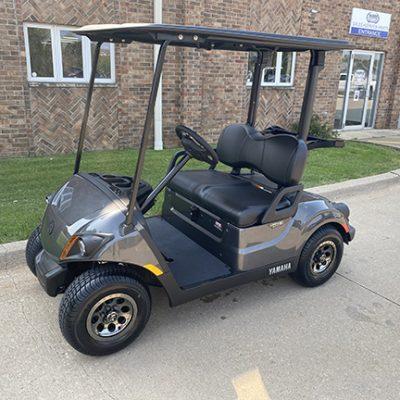 2021 Carbon Metallic Golf Car