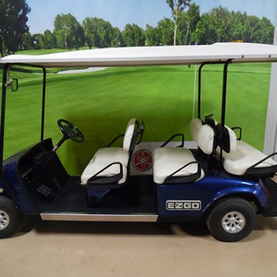 2011 E-Z-Go 6 Passenger Golf Car