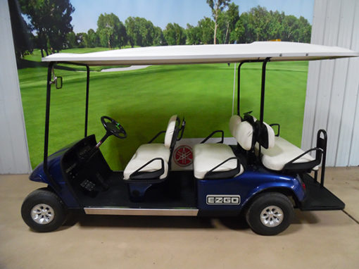 2011 E-Z-Go 6 Passenger Golf Car