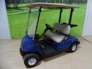 2016 Tanzanite Electric Golf Car
