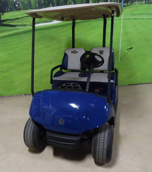 2010 Custom Brewers Golf Car