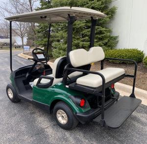 2015 Emerald Golf Car