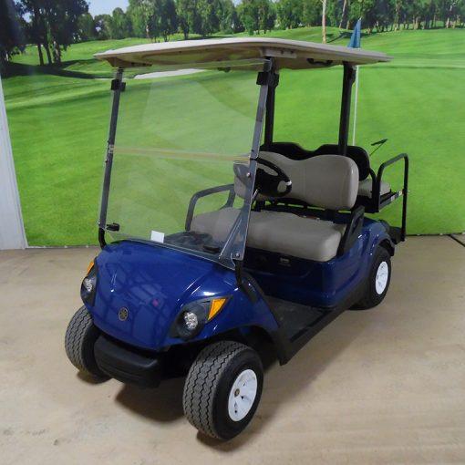 2016 Electric Blue Golf Car