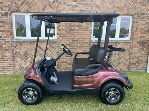2012 Mulled Cider Golf Car