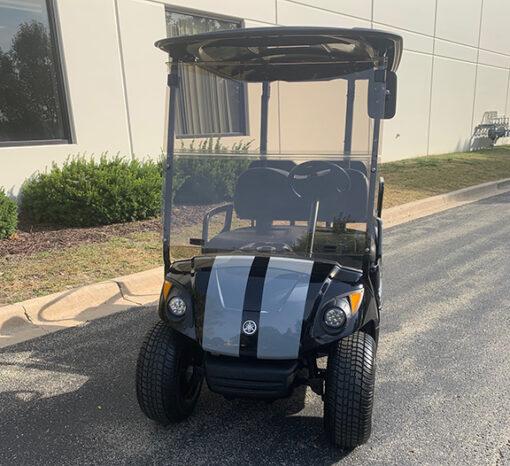 2014 Black Striped Golf Car